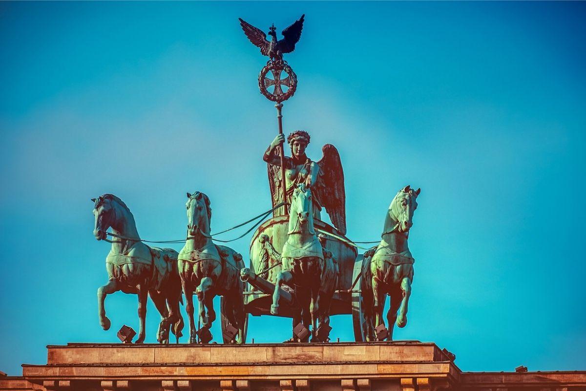 Berlin: die Hauptstadt kocht