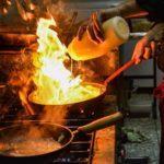 Regionale deutsche Küche und kulinarische Spezialitäten