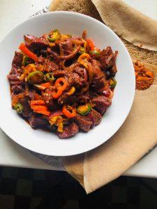 Restaurants in Berlin - Addis Abeba Äthiopische Spezialitäten