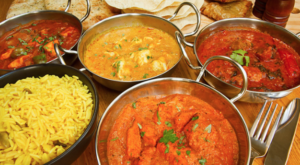 Das Arjun ist ein indisches Restaurant in Berlin