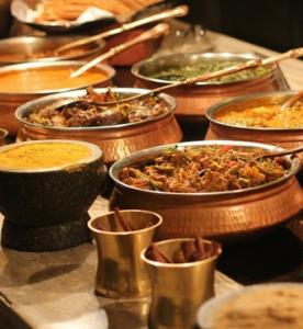 Restaurant indisch- Calcutta Berlin