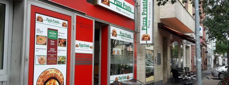 Pizzeria In Mainz