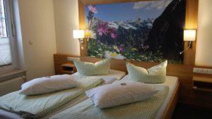 Hotels in Schwerin und Umgebung, Zimmer im Biohotel Amadeus