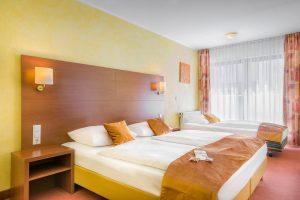 Zimmer im Novum Hotel Stuttgart