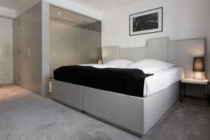 frühstücken in Frankfurt nach einer entspannten Nacht im Pearl Hotel