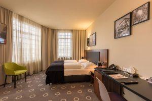 Zimmer im The Frankfurt Hotel