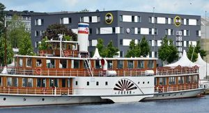 Frühstücken in Kiel hier im  B&B Hotel Kiel-Cityim