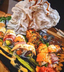 Sushi Lieferservice Hamburg - SuChi Restaurant und Lieferservice