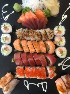 Sushi Shine Frankfurt