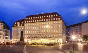 Das Steigenberger Hotel in Dresden