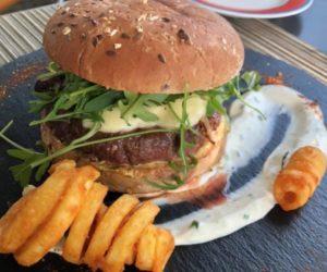 Burger von The Burger Republic Stuttgart