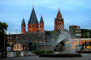 das Aposto in Mainz