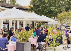 Das Ristorante Pomodoro - Essen in Weimar als Genusserlebnis