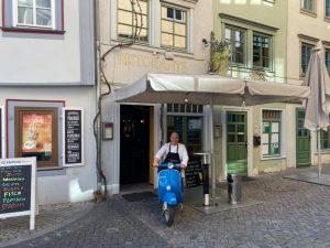 Italienische Spezialitäten – Essen in Erfurt in der Trattoria La Grappa