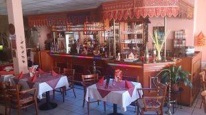 Gaststätten in Jena sind vielfältig und das Taj of India ist eines der besonderen Restaurants in der Stadt.