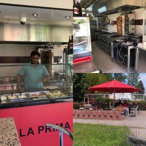 Pizzeria La Prima – der beste Döner in Gotha und noch vieles mehr