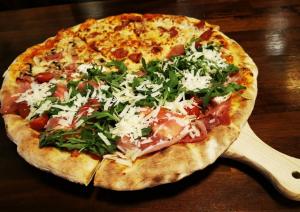 Das italienische Restaurant Trattoria Alles gut freut sich auf SIe
