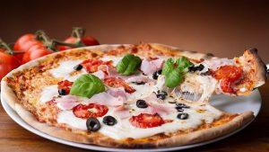 Pizzeria Rosso Pomodoro - leckere Pizza in Bamberg