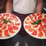 Caprese Tomate Mozzarella Pizzeria bei Raffaela www.schlemmerbox24.de  150x150