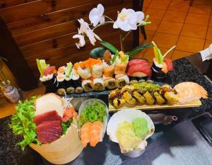 Das Asia VK - fernöstliche Spezialitäten und frisches Sushi in Schweinfurt