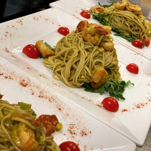 Das Restaurant Il Corallo in Hallstadt wartet auf Sie!