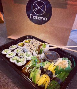 Wilkommen bei CATANA Bamberg - feinstes Sushi genießen!